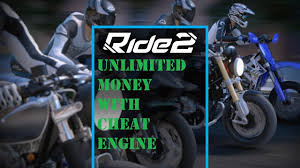 ride 2 unlimited money cheat youtube