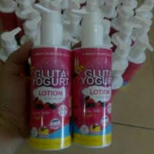 Gluta Yogurt Lotion gluta yogurt lotion e e oshop