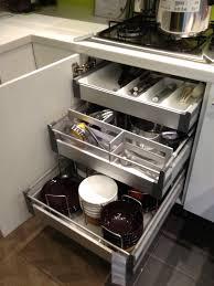 Corner Cabinet Storage Solutions Kitchen Kitchen Drawer Storage Solutions Impressive Utensils 20 Trend