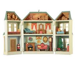 2013 nostalgic houses and shops dollhouse hallmark