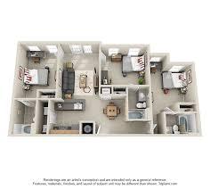 affordable 2 3 u0026 4 bedroom student apartments in atlanta ga