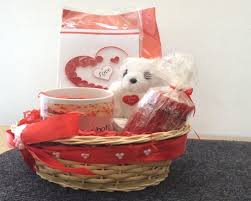 Valentines Day Gift Baskets Small Gift Basket Weddingwings Lk