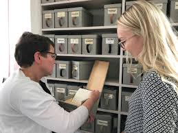morphology archives preserve forms of speech from 50 years ago