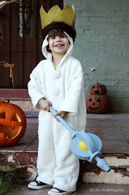 Pottery Barn Where The Wild Things Are Costume Diy Halloween Kids Costumes