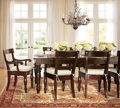 dining room wonderful natural wooden armed dining chair with
