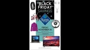 Sams Club Thanksgiving Leaked Black Friday Ads Roundup Gobankingrates