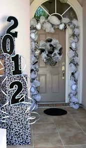 new year s decor leap year decorations decorating amazing black white gold new