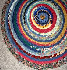 Braided Rugs Jcpenney Decorating Charming Big Braided Rugs In Multicolor For More