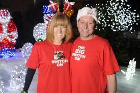 national award for preston family u0027s christmas lights lancashire