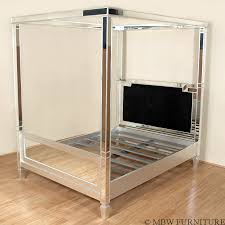 south shore decorating blog mirrored beds and other furniture in