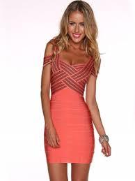 vestido bandage 25 best vestido bandage ideas on blusas de moda
