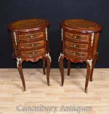 antique nightstands and bedside tables beside chests nightstands antique chests regency canonbury