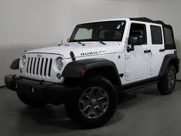 jeep rubicon white 2017 used 2017 jeep wrangler unlimited for sale cary nc 1c4bjwfg0hl511604