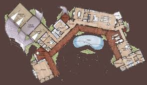 cool floor plans cool house plans luxury designs and floor castle 700x553 modern