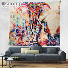 Hippie Home Decor Indian Mandala Tapestry Hippie Wall Hanging Tapestries Boho