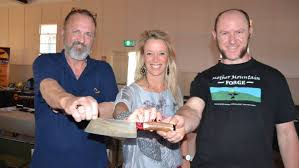 Kitchen Knives Australia by Best Knives Judged At South Coast Knife Show Photos Narooma News