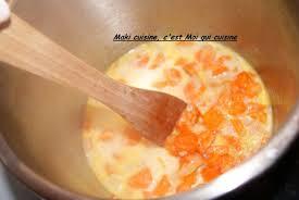 cuisiner les carottes recette carottes fondantes à la crème 750g