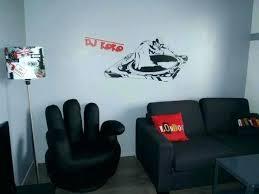 fauteuil deco chambre fauteuil noir pouf pour chambre d ado deco chambre bebe bleu