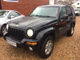 diesel jeep liberty used jeep cherokee 2 5 for sale motors co uk