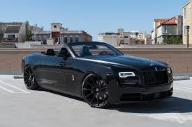 roll royce wraith on rims forgiato u0027s ghost is a rolls royce redefined