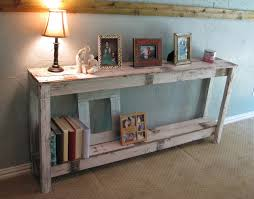 best 25 rustic sofa tables ideas on pinterest table behind