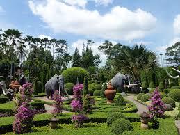 Botanical Garden Design by Images Mammoth Thailand Nong Nooch Tropical Botanical Garden Nature