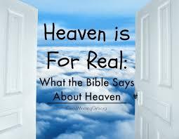 heaven is for real what the bible says about heaven exodus 26 30
