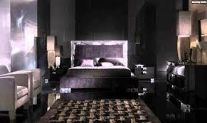 modernes schwarzes schlafzimmer design youtube