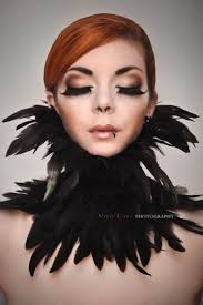 Halloween Devil Eye Makeup Best 25 Black Swan Makeup Ideas On Pinterest Black Swan Costume