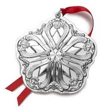 2014 hammer three silver ornament by and hammer