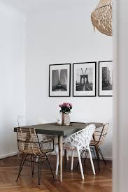 Sch E Esszimmer Bilder Interior Essecke Modern Gestalten Mit Betontisch U0026 Stuhl Mix