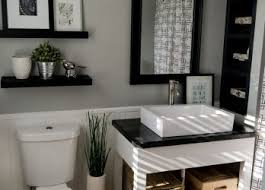 diy bathroom paint ideas bathroom paint ideas with blacknd white tile gray wall color for