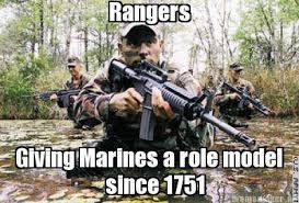 Army Ranger Memes - rangers meme army role model military wisdom humor pinterest