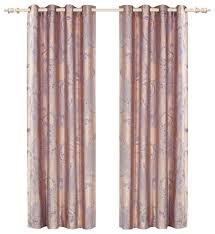 pink blackout curtains with aqua artistic window curtains