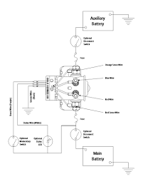 dual battery isolator wiring diagram with system beauteous