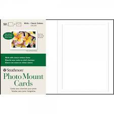 photo frame cards strathmore blank photo mount and photo frame cards jerry s artarama