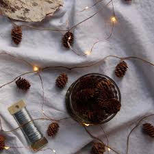Natural Christmas Decorations Easy Diy Natural Christmas Decorations A Round Up Of Favourites