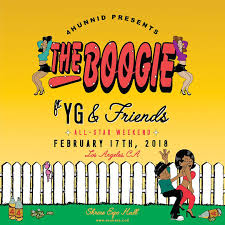 Backyard Boogie Lyrics Yg To Hold The Boogie Event During 2018 Nba All Star Weekend Xxl