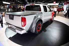 nissan truck diesel nissan frontier diesel runner concept shown at 2014 chicago auto