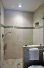 glass block shower wall design pictures remodel decor and ideas