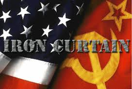 The Iron Curtain Speech Meaning by Cold War By Caleb Horton