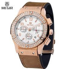 aliexpress com buy megir luxury brand design ladies watch women