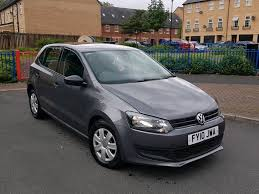 2010 volkswagen polo 1 2 s manual 5 door grey 1 owner f s h hpi