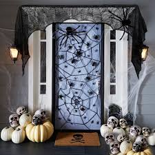 Halloween House Decoration Ideas by Decor Haunted House Decorations With A Combined Pumpkins And