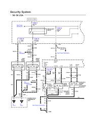 Security System Wiring Diagram Repair Guides Wiring Diagrams Wiring Diagrams 53 Of 103