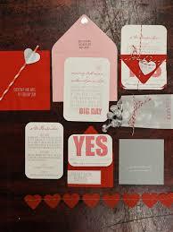 Red Wedding Invitations Pink Red Wedding Invitations Elizabeth Anne Designs The Wedding