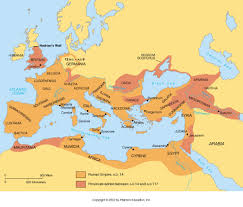 Roman Map Roman Empire Jpg 1 000 854 Pixels Cartographics Pinterest