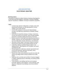 architectural drafter job description template u0026 sample form