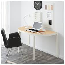 Ikea Bekant Conference Table Desk Ikea Corner Desk Large Choosing Ikea For Office Half Circle