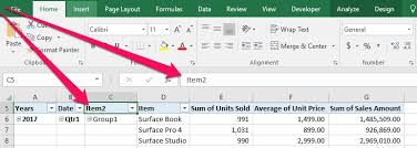 excel pivot table group step by step tutorial to group or ungroup